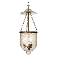 Artcraft Lighting Apothecary 3 Light Pendant in Bronze AC1523