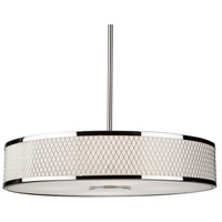 Artcraft Lighting Scarsdale 4 Light Pendant in Chrome AC153