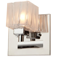 Hampton 1 Light 6 inch Chrome Bathroom Vanity Wall Light