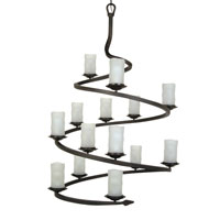 Artcraft Lighting Candlelight 14 Light Chandelier in Oil Rubbed Bronze AC1711