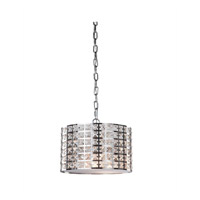 ARTCRAFT Coventry 2 Light Chandelier in Chrome AC192