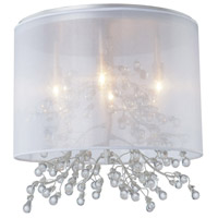 Artcraft Lighting Sherwood 4 Light Semi Flush in Chrome AC1920CH