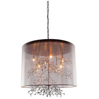 Artcraft Lighting Sherwood 6 Light Chandelier in Bronze AC1926BZ