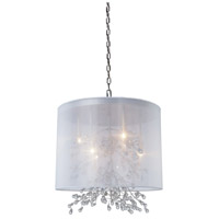 Sherwood 6 Light 20 inch Chrome Chandelier Ceiling Light