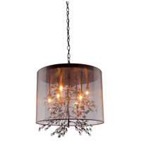 Artcraft Lighting Sherwood 8 Light Chandelier in Bronze AC1928BZ