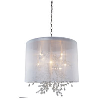 Artcraft Lighting Sherwood 8 Light Chandelier in Chrome AC1928CH