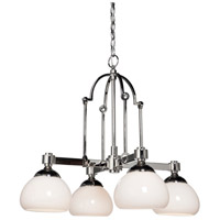Artcraft Lighting Lincoln 4 Light Chandelier in Chrome AC1984