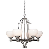 Artcraft Lighting Lincoln 6 Light Chandelier in Chrome AC1986