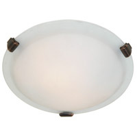 ARTCRAFT Clip 4 Light Flush Mount in Brunito AC2356BU