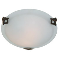Artcraft Lighting Clip 4 Light Flush Mount in Brunito AC2359BU