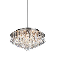 Artcraft Lighting Wilmington 6 Light Chandelier in Chrome AC240