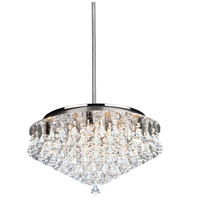 Artcraft Lighting Wilmington 10 Light Chandelier in Chrome AC241