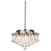 Artcraft Lighting Wilmington 3 Light Chandelier in Chrome AC243