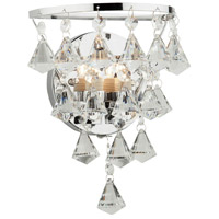 Artcraft Lighting Wilmington 2 Light Wall Bracket in Chrome AC247