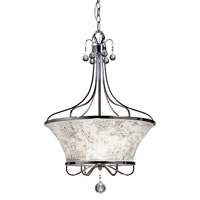 Artcraft Lighting Saint Tropez 6 Light Chandelier in Chrome AC2906