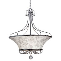 Artcraft Lighting Saint Tropez 12 Light Chandelier in Chrome AC2912