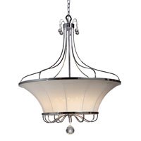 Artcraft Lighting Saint Tropez 12 Light Chandelier in Chrome AC3012 photo thumbnail
