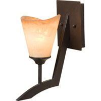 Artcraft Lighting Maestro 1 Light Wall Bracket in Oil Rubbed Bronze AC3891