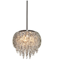Malibu 5 Light 16 inch Chrome Pendant Ceiling Light