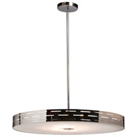 Seattle 5 Light Chrome Pendant Ceiling Light
