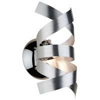 Bel Air 1 Light 5 inch Chrome Wall Sconce Wall Light