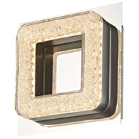 Park Plaza LED 6 inch Chrome Wall Bracket Wall Light