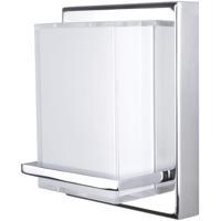 Artcraft AC7491 Tranquility LED 5 inch Chrome Bathroom Vanity Wall Light