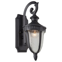 Artcraft Lighting Palermo 1 Light Outdoor Wall in Graphite AC8020GR