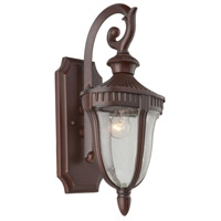 Artcraft Lighting Palermo 1 Light Outdoor Wall in Mahogany AC8020MA