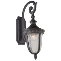 Artcraft Lighting Palermo 1 Light Outdoor Wall in Graphite AC8021GR