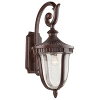 Artcraft Lighting Palermo 1 Light Outdoor Wall in Mahogany AC8022MA