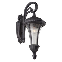 Artcraft Lighting Rio 1 Light Outdoor Wall in Graphite AC8030GR