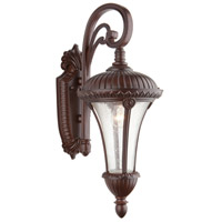 Artcraft Lighting Rio 1 Light Outdoor Wall in Mahogany AC8030MA