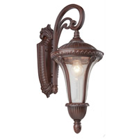 Artcraft Lighting Rio 1 Light Outdoor Wall in Mahogany AC8031MA