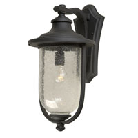 Artcraft Lighting Monterey Bay 1 Light Outdoor Wall in Black AC8070BK
