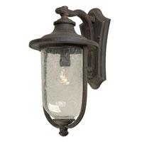 Artcraft Lighting Monterey Bay 1 Light Outdoor Wall in Bronze AC8070BZ