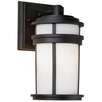 Artcraft Lighting Columbia 1 Light Outdoor Wall in Black AC8082BK