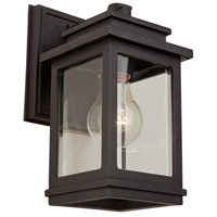 Freemont 1 Light 10 inch Oil Rubbed Bronze Outdoor Wall Sconce