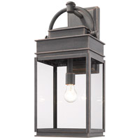 Artcraft AC8240OB Fulton 1 Light 24 inch Oil Rubbed Bronze Outdoor Wall Sconce