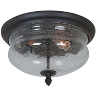 Artcraft Lighting Premiere 2 Light Outdoor Ceiling in Bronze AC8246BZ