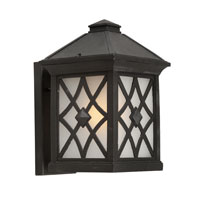 artcraft-lattice-outdoor-wall-lighting-ac8251bk