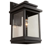 ARTCRAFT Fremont 1 Light Outdoor Sconce in Oil Rubbed Bronze AC8290ORB