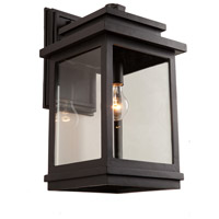 Freemont 1 Light 14 inch Oil Rubbed Bronze Outdoor Sconce
