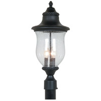 Artcraft Lighting Premiere 3 Light Outdoor Wall in Black AC8383BK