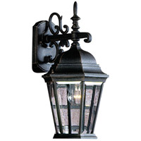 Artcraft Lighting Tudor 1 Light Outdoor Wall in Rust AC8421RU