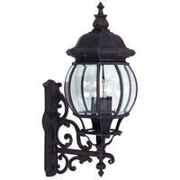 Artcraft Lighting Classico 4 Light Outdoor Wall in Rust AC8490RU
