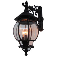 Classico 4 Light 30 inch Rust Outdoor Wall Light