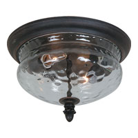 Artcraft Lighting Imperial 2 Light Outdoor Ceiling in Bronze AC8506BZ