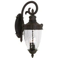 Artcraft Lighting Imperial 3 Light Outdoor Wall in Bronze AC8521BZ