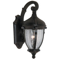 Anapolis 1 Light 18 inch Oil Rubbed Bronze Outdoor Wall Sconce, Small